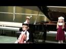 Ф.Шопен-Ноктюрн до диез минор.Концерт 30.09.2012