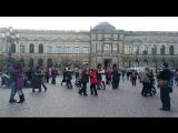 Дрезден в последний день 2017 года....