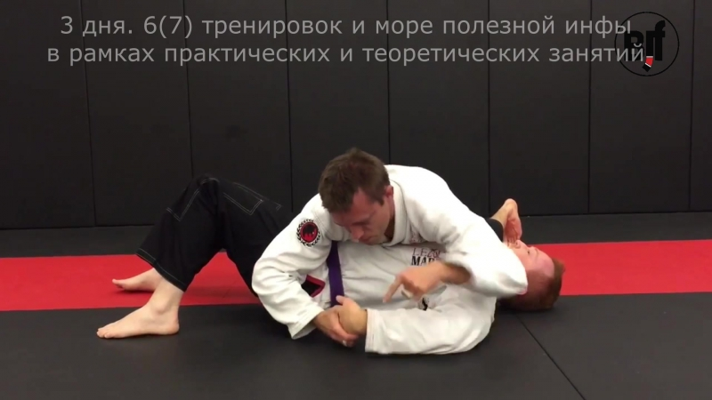 Kimura Wrist Lock from Side Control