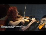 Итальянская фолк-музыка в исполнении азербайджанцев.