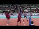 HIGHLIGHT. Факел — Динамо-ЛО Суперлига 2017-18. Мужчины