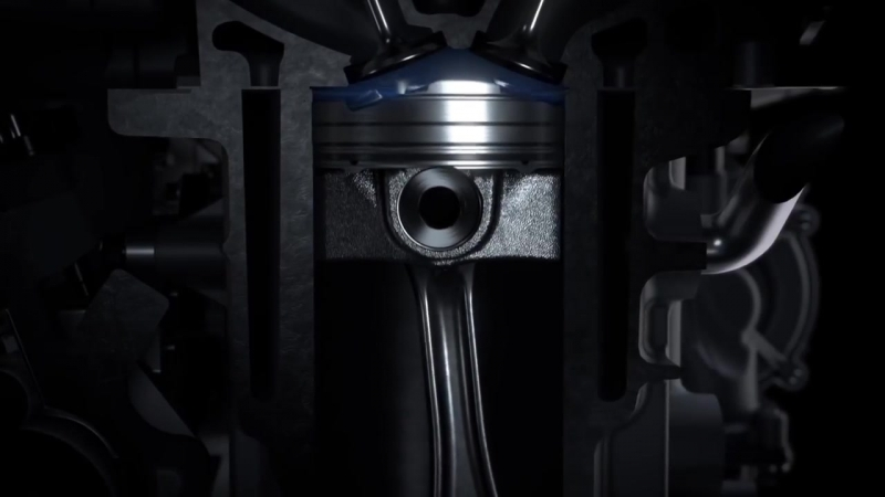 Mazda SKYACTIV X Next Generation Engine смотреть онлайн без регистрации