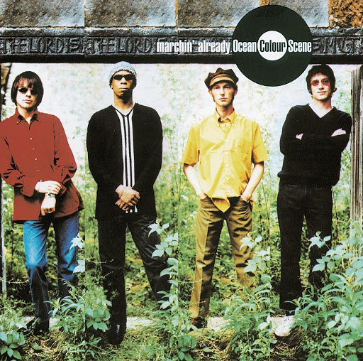 Ocean Colour Scene альбом Marchin' Already