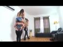 hard shoulder-ride on chubby ponygirl iii/iv