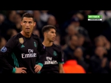 Cristiano Ronaldo Vs Tottenham Home 17-18 (01/11/2017) HD