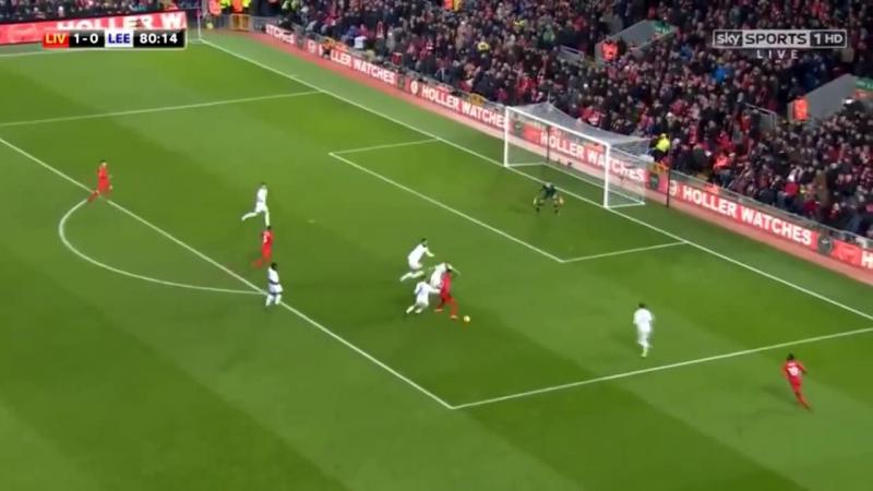 Ben Woodburn vs Leeds United (Home) 16-17 HD