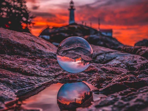Оптический шар
