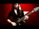 Прощание Славянки Farewell of Slavianka guitar metal