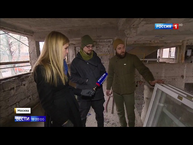 Вести 20:00 • Возрождение здания Наркомфина: реставраторы взялись за дом-коммуну всерьез