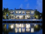 Luxury Homes Waterfront Property 2921 Northeast 36th Street Lighthouse Point, Florida