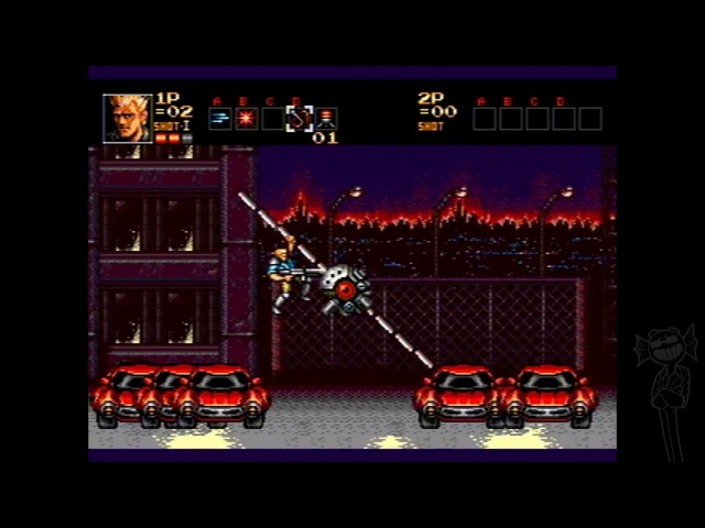 Contra Super Hard Corps - Level 1 First Design [1080p60fps]