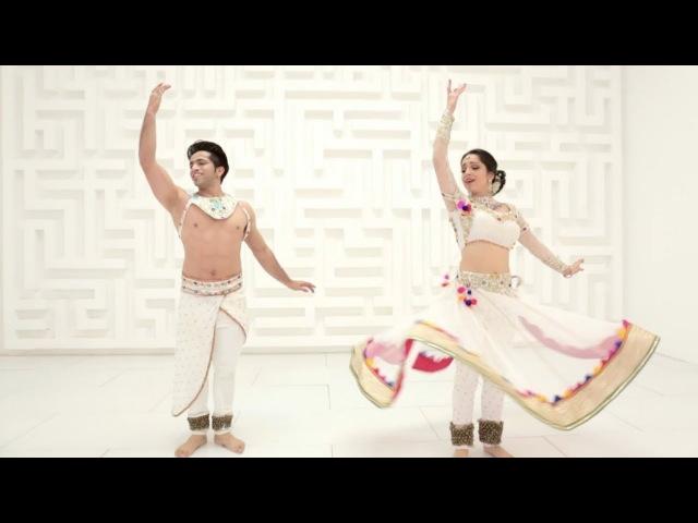 Kathak Fusion dance by Svetlana Tulasi Kumar Sharma | Tera Chehra by Adnan Sami