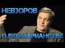 Александр Невзоров о вегетарианстве ТОП-просмотров на YouTube