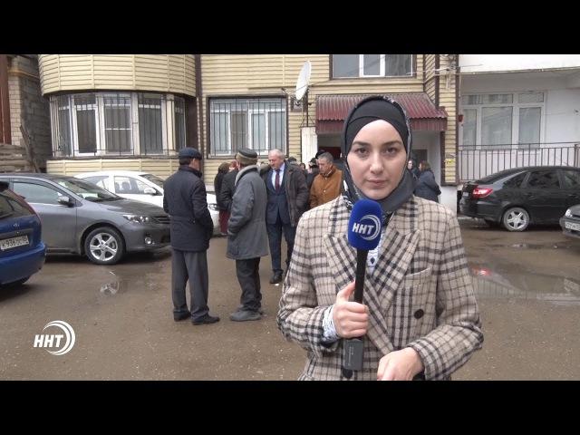 В Дагестанских Огнях благоустроят двор по госпрограмме