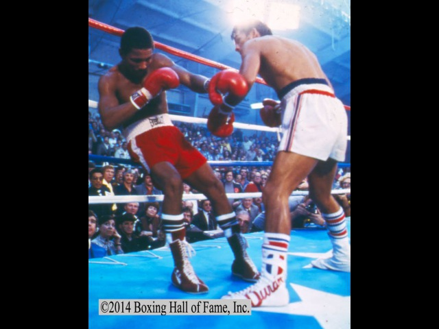 Duran KOs Dejesus Boxing January 21, 1978