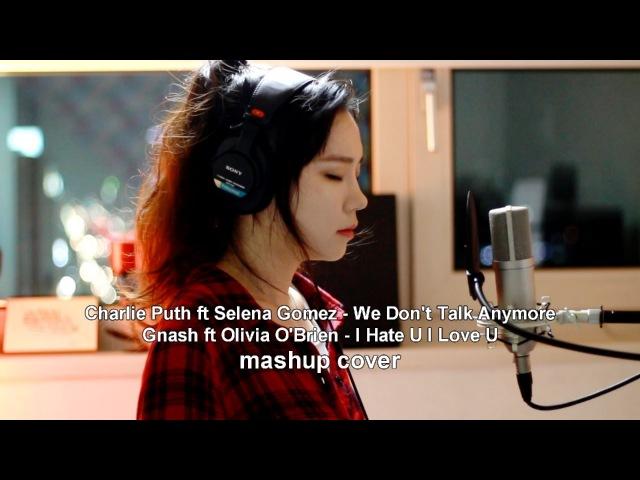 We Don't Talk Anymore I Hate U I Love U ( MASHUP cover by J.Fla )