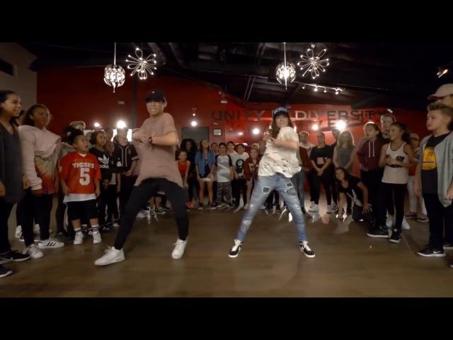 Kaycee Rice and Gabe De Guzman or Gaycee lol - Manolo - Tricia Miranda Choreography