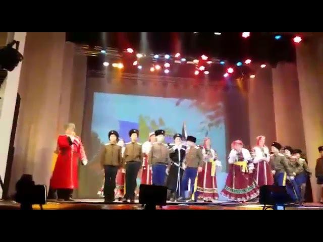 4 ноября. Ансамбль казачьей песни Багатица г. Находка