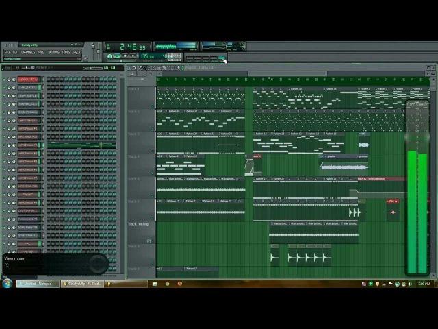 Linkin Park - The Catalyst (FL Studio 10 remake) HD