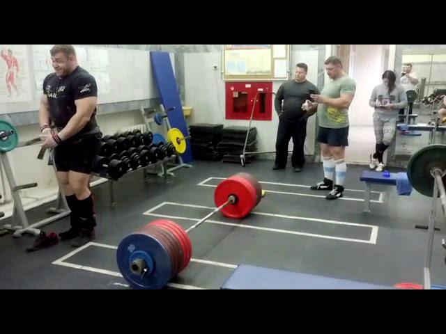 Deadlift - 420 kg / Coach: Vasiliy Grishchenko
