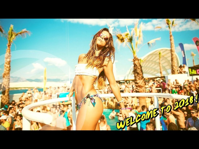 Welcome To 2018 New Best Dance Music Mix | Electro House Club Mix | By Anthony Gerrard