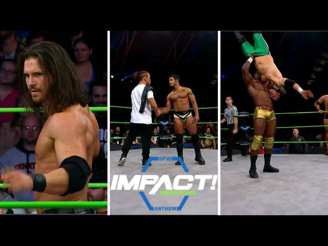 GFW Impact Wrestling Highlights 11th January 2018 - GFW Impact Wrestling 1/11/2018 Highlights