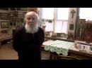 В мастерской художника Григория Цыплакова Отец и сын