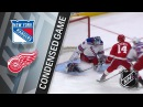 12/29/17 Condensed Game: Rangers @ Red Wings
