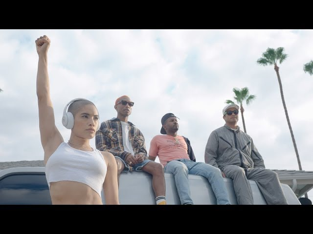 Beats by Dre | Lemon feat. N.E.R.D and Mette Towley | AboveTheNoise
