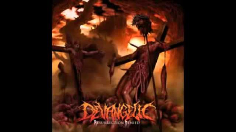 Devangelic - Resurrection Denied (2014) [full album]