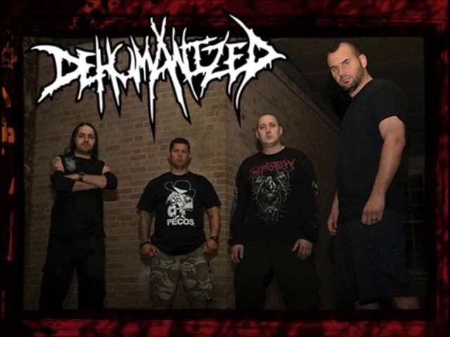 DEHUMANIZED 'Beyond the Mind' promo clip (Worthless Prosperity)