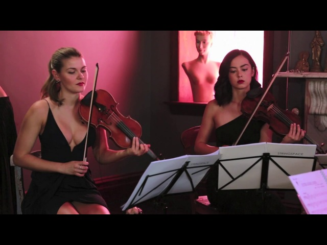 James Bond Theme Stringspace String Quartet