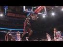 LeBron' Spectacular Slam @ NYK (2014)