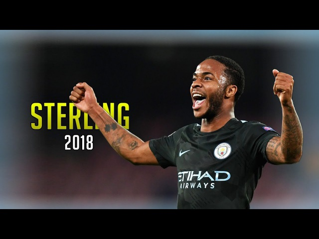 Raheem Sterling 2018 ● Crazy Dribbling Skills