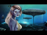 Alien Girl and Mysterious City Discovered on the Moon - Is Moon Created by Aliens