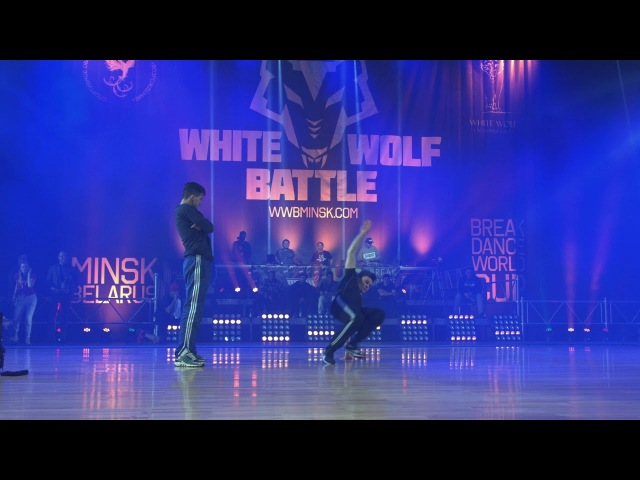 Lussy Sky VS Break Brilliant ✘ SOLO 1/8 final ✘ White Wolf Battle 2018