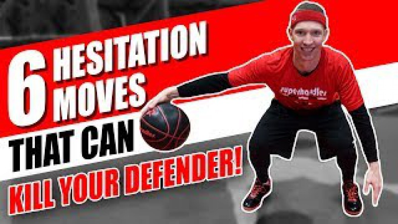 6 Hesitation Moves That Can KILL Your Defender!