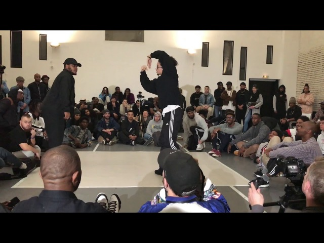 Kosni Sarcellite vs niels call out ask by niel at back the roots battle