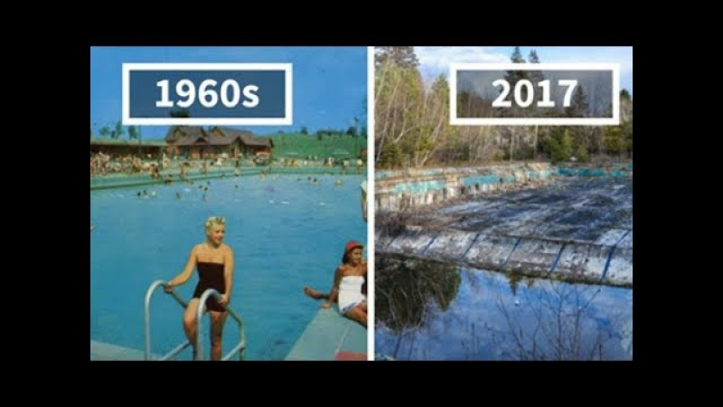 1960s Postcards To See How They Look Today, And The Difference Is Unbelievable