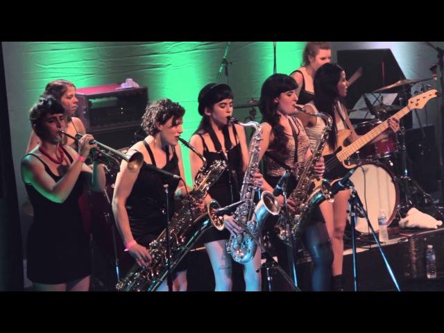 Work To Do - Larry Braggs The T.O.P. Queens @ Live at La Trastienda, Buenos Aires.