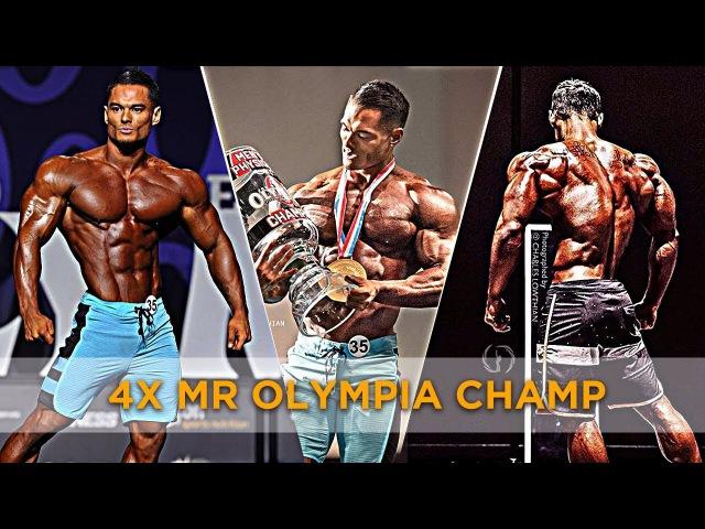 JEREMY BUENDIA Wins Men's Physique Mr Olympia 2017   4X CHAMPION