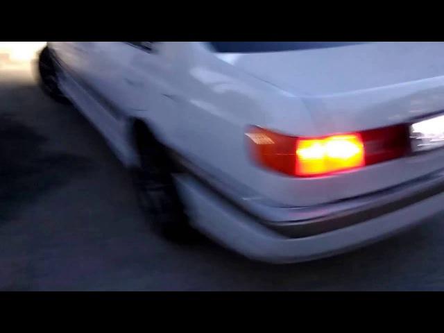 Toyota Corona Premio прямой выхлоп
