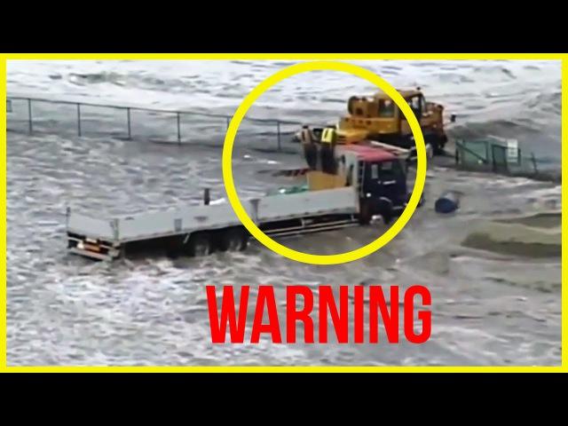 Tsunami de Japón 2 - Tienes que Ver Esto - Vídeo Muy Fuerte
