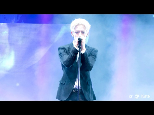 171028 B.A.P PARTY BABY - Daehyun Solo (I Can't Fly)