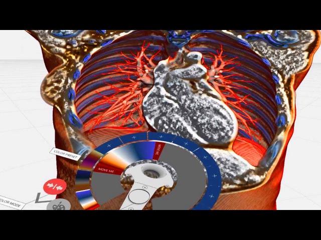 MEDICALHOLODECK FREE VR - Game Trailer【HTC Vive】medicalholodeck/com