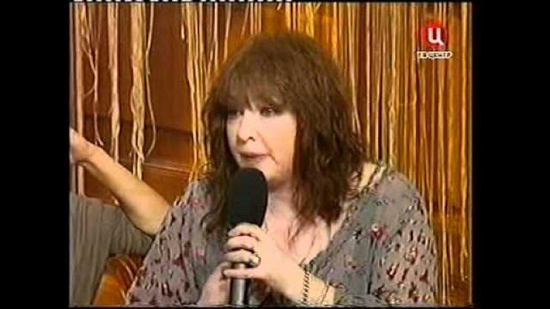 Екатерина Семенова в Приюте комедиантов ТВЦентр, 15 07 2011 2