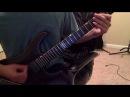 Kalmah - Evil Kin - Guitar Cover