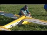 OldGliders Elfe P2 12 Maiden Flight