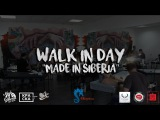 Walk in Day. Made in Siberia Красноярск. Tattoo