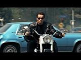 Terminator 2 All Bike Scenes l 4K Remastered 2017 3D